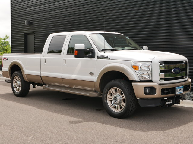 Pre-Owned 2013 Ford F-250SD King Ranch