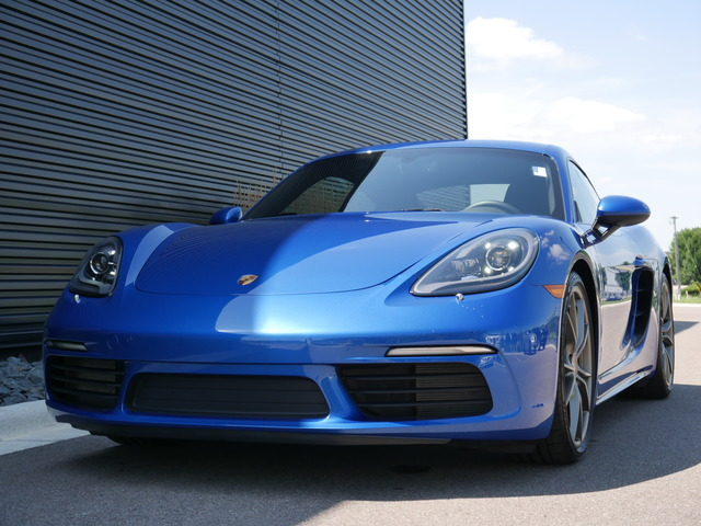 Certified Pre-Owned 2017 Porsche 718 Cayman 718 Cayman S