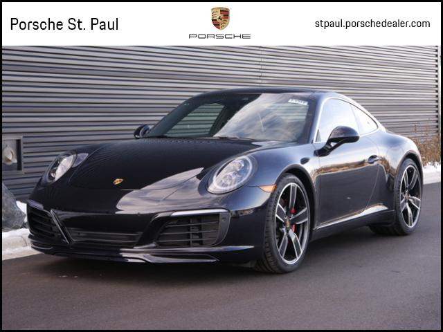 New 2019 Porsche 911 911 Carrera S