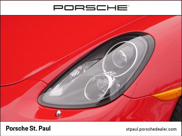 Certified Pre-Owned 2014 Porsche Boxster Base
