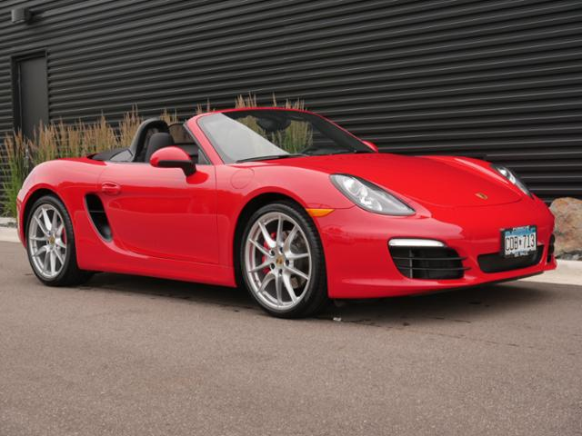 Certified Pre-Owned 2013 Porsche Boxster Boxster S