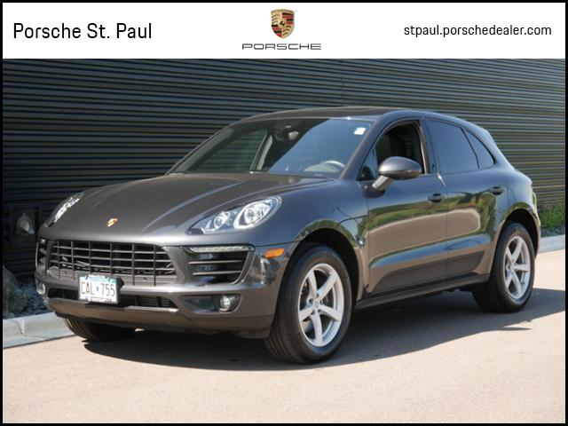 Executive Demo 2018 Porsche Macan