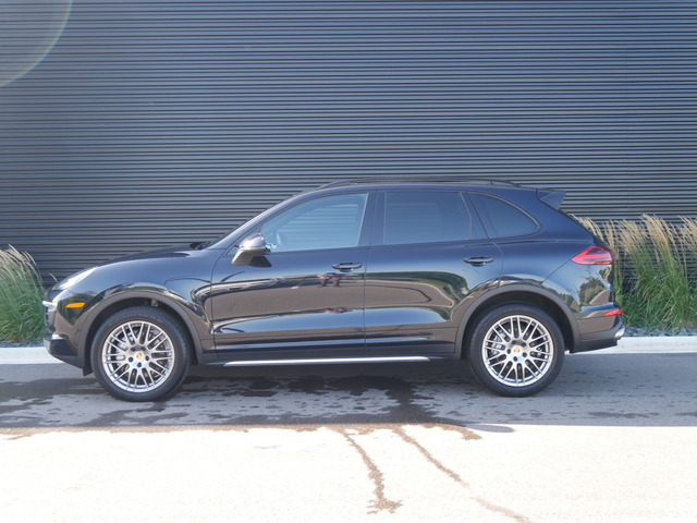 Certified Pre-Owned 2017 Porsche Cayenne Cayenne S