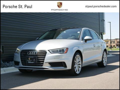 Pre-Owned 2015 Audi A3 2.0T Premium Plus