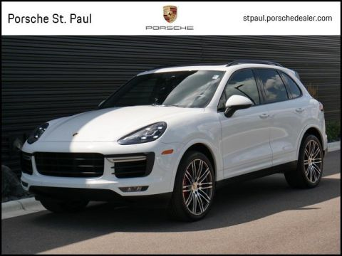Certified Pre-Owned 2016 Porsche Cayenne Cayenne Turbo